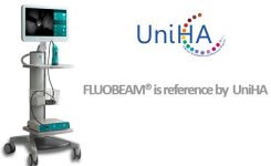 FLUOBEAM® is referenced by UniHA